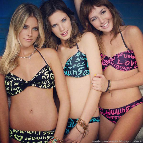 Bikinis 2014. Sweet Victorian bikinis verano 2014.