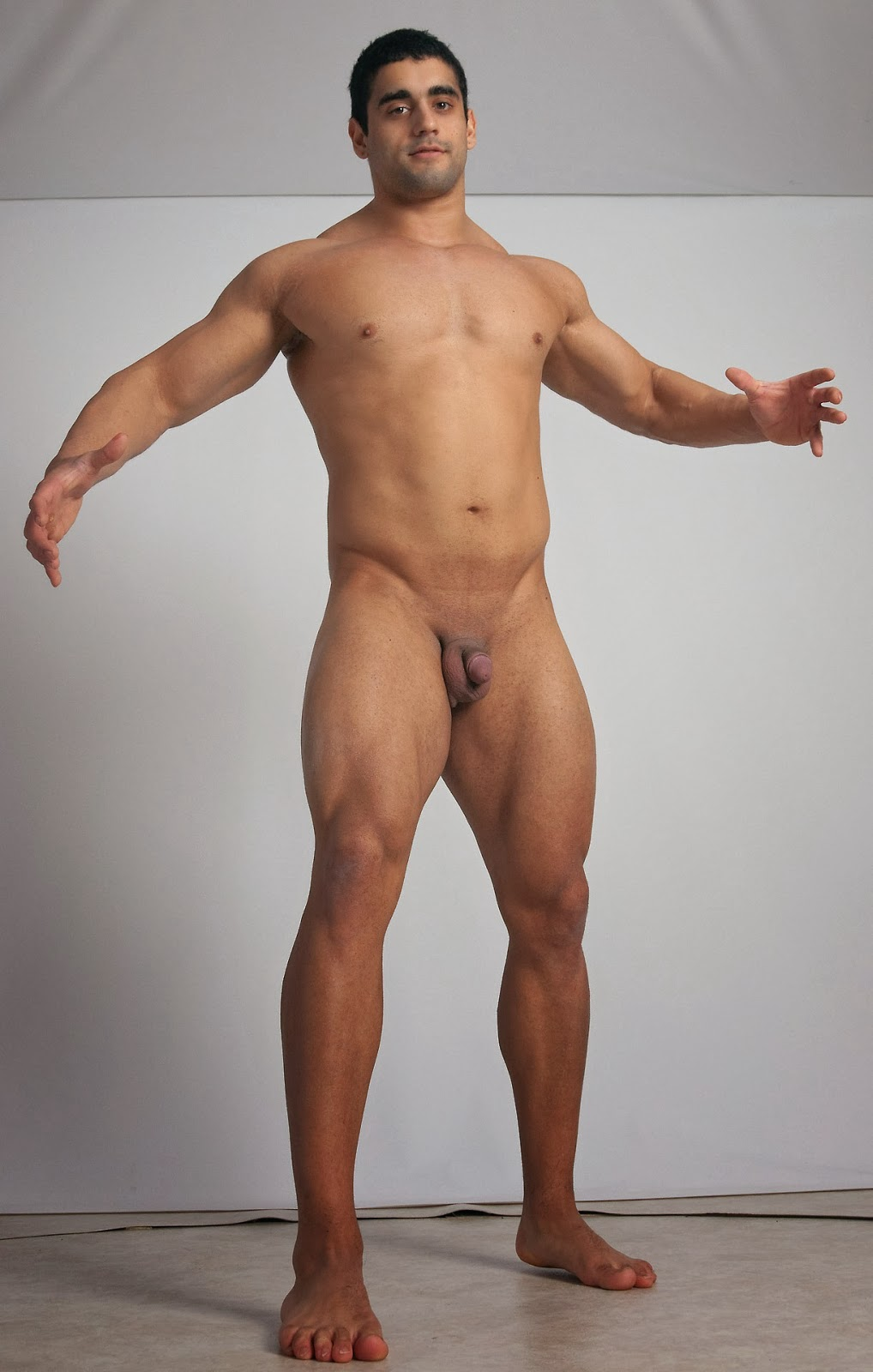 Nude erections women in front in public of