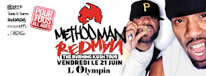 RED MAN & METHOD MAN | MONTREAL | JUNE 21ST