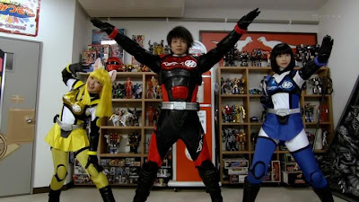 Hikonin Sentai Akibaranger EP 13 SUB