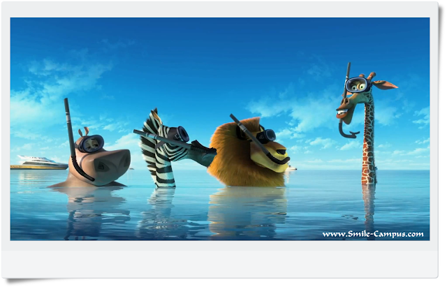 Madagascar 3 HD Movie Pics No. 3