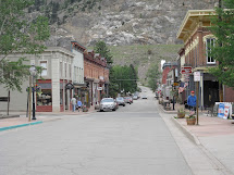 Georgetown Colorado Downtown