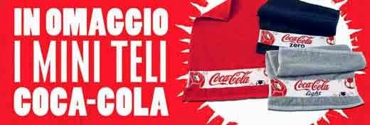 mini teli coca cola