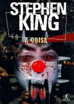 livro de terror a coisa de stephen king