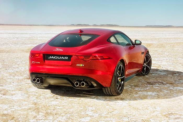 Jaguar is Building a 4WD F-Type