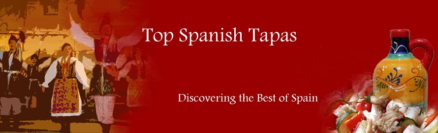 Top Spanish Tapas...