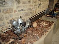 Motosierra Artagan 1 - Artagan 1 Chainsaw