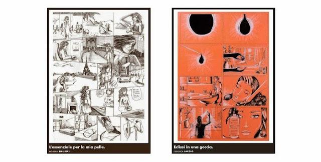 SkinCeuticals Forms of Art Comics 2013 C E Ferulic