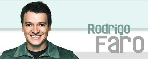 Blog Rodrigo Faro r7.com
