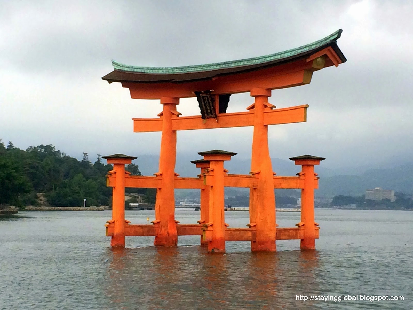 A Japanese Life: Miyajima: Itsukushima Shrine