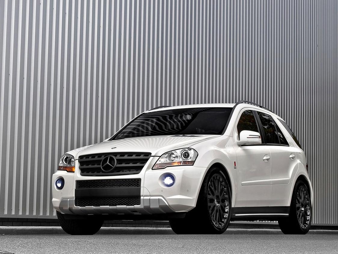 Automotive area 2011 kahn design mercedes benz ml350 bluetech for Mercedes benz ml 2011