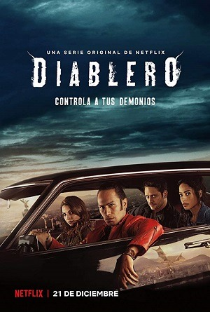 Diablero Séries Torrent Download capa