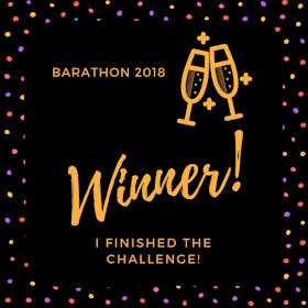 Successfully completed BARATHON 2018