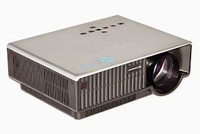 LED Projector DS300 (ALL IN 1) 7,900 B