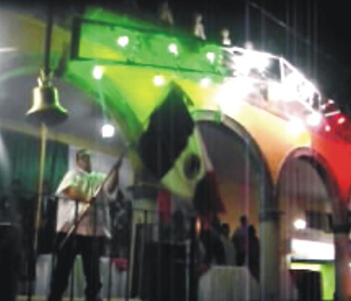 CORONACION DE LA REINA BELEN I DE LAS FIESTAS PATRIAS 2015