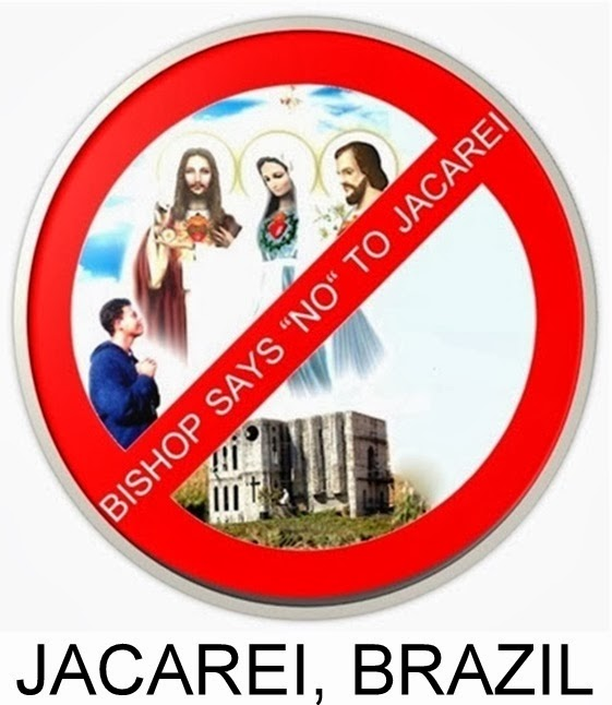 ... Of ST JOSEPH PRINCE Of The CHURCH: FALSE JACAREI APPARITIONS