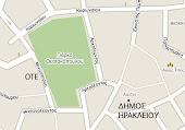 Χάρτης Ηρακλειου