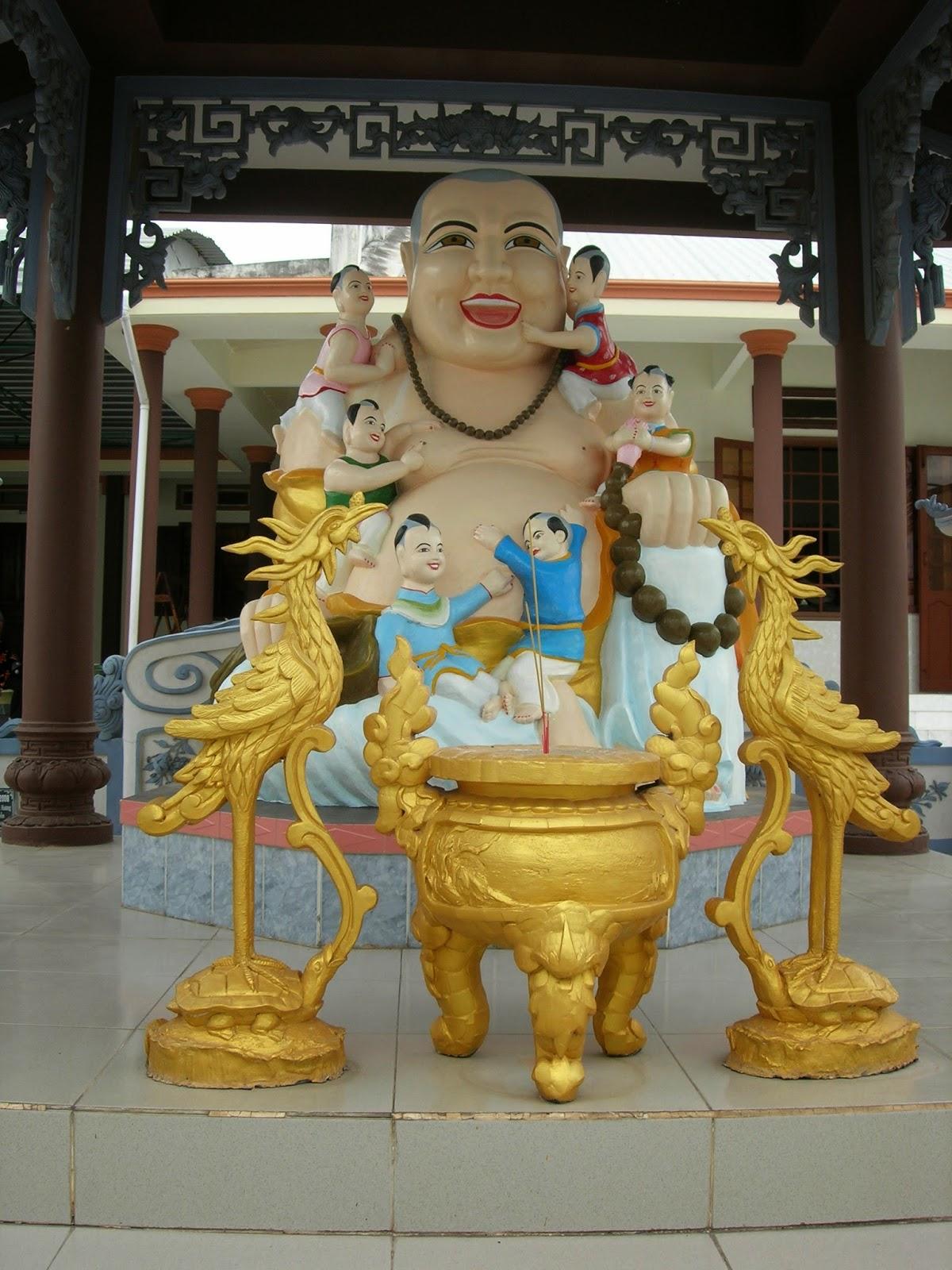 Вьетнам Будда