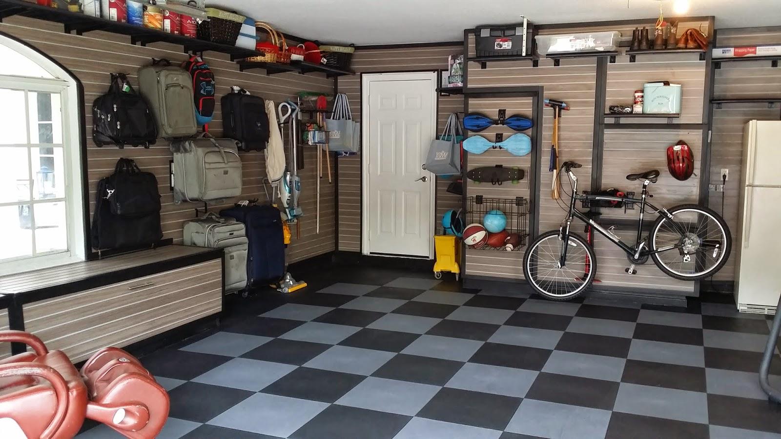 HouseWall Garage System | HouseWall Garage System on ways to organize a garage, remodel my garage, clean my garage, organizing my garage, super organize your garage,