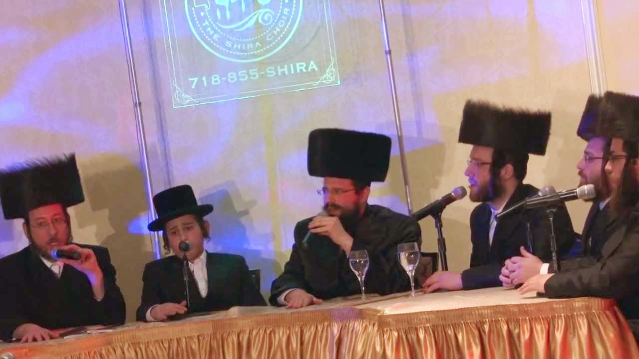 Yisroel Werdyger & Shira Choir - Sheyiboneh