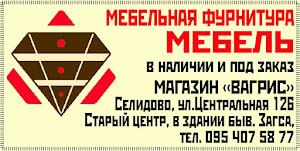 """Мебельный магазин """"Вагрис"""""""