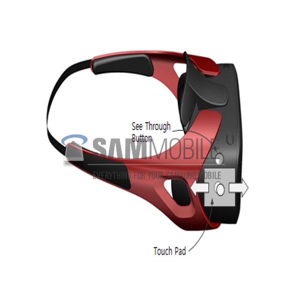 Samsung Gear VR leaked