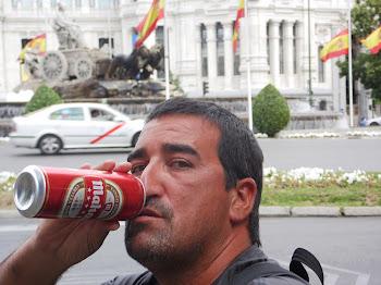 MADRID (Plaza Cibeles)