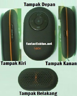 Speaker Bluetooth with Remote Selfie
