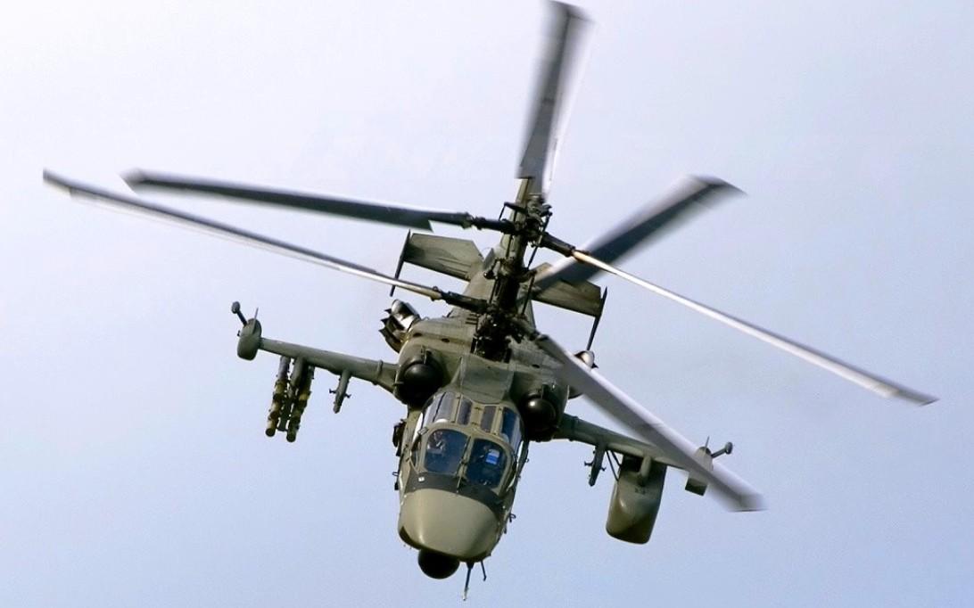 Kamov Ka-52 Alligator Helicopter Wallpaper 2