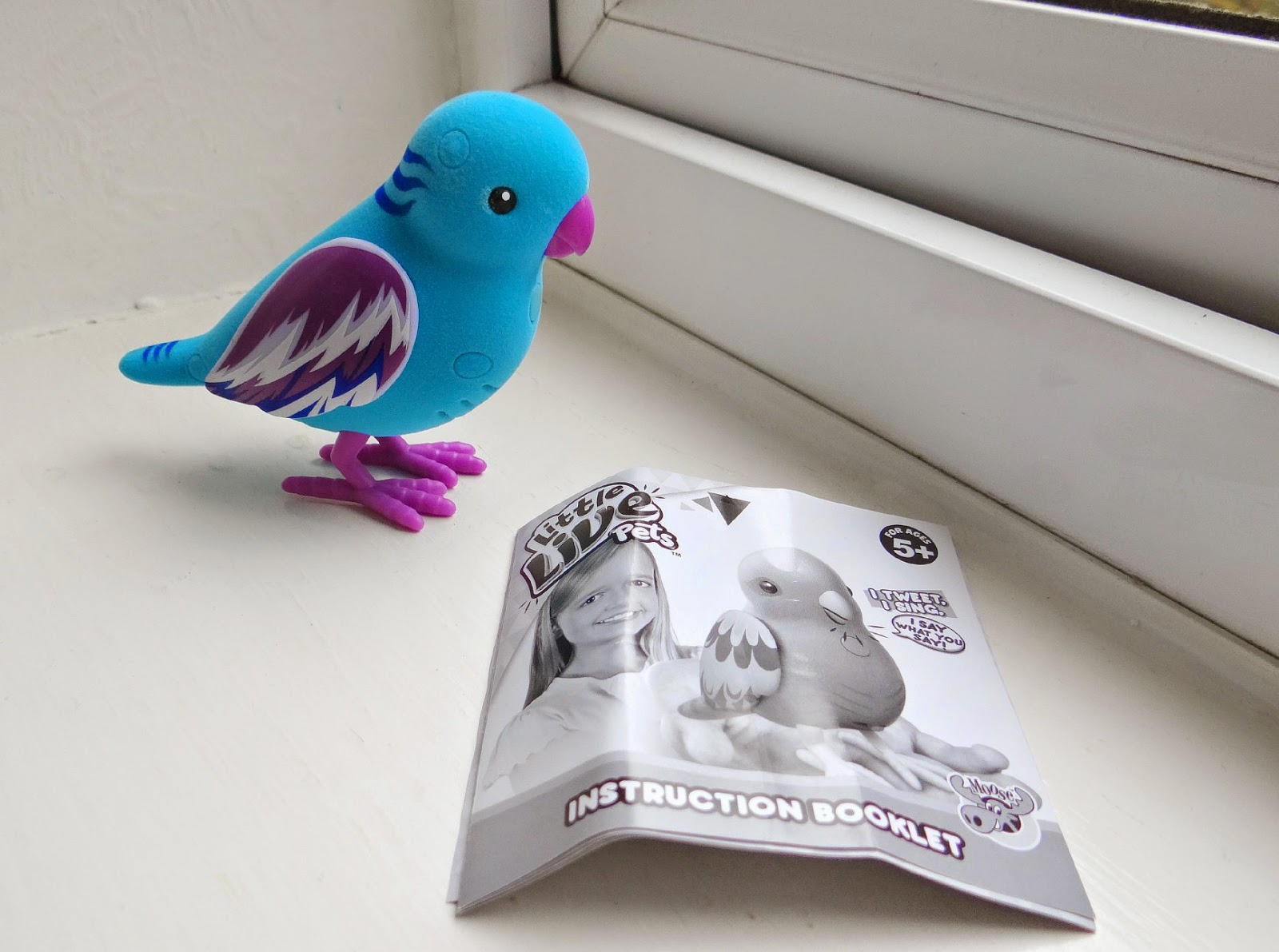 Little Live Pets, talking bird toy, interactive bird toy
