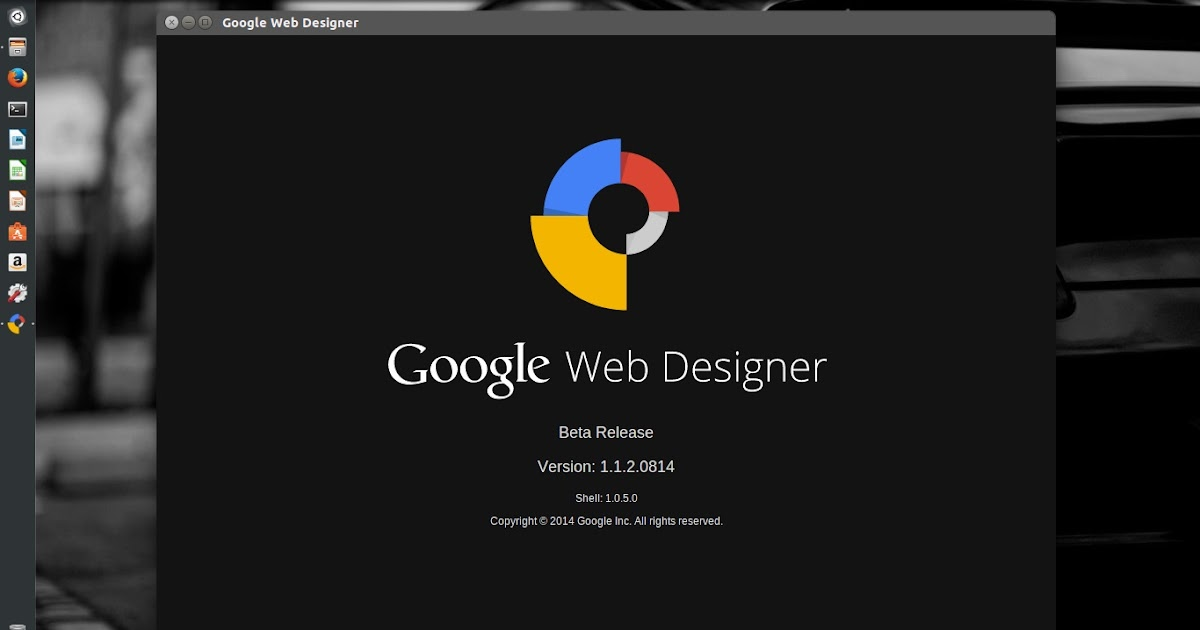 Install Google Web Designer In Ubuntu/Linux Mint/Other Ubuntu Derivatives