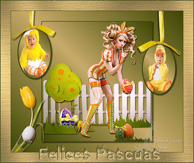 Felices Pascuas by Nines