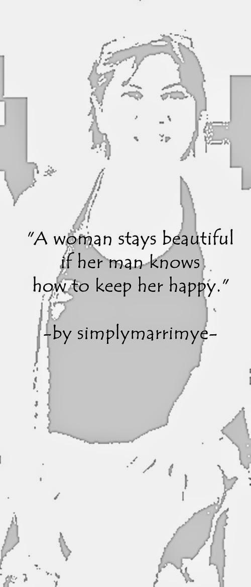 Simplymarrimye's A Happy Wife