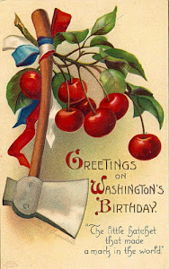 Washington's birthday card