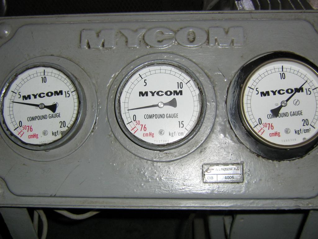 Consultas refrigeracion y aire acondicionado manometros - Manometro para compresor ...