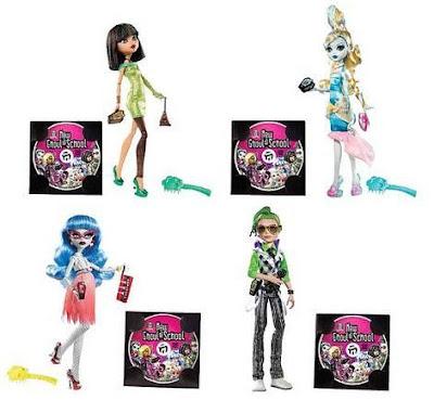 Monster High-Pretty : abril 2011