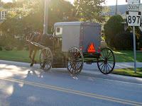 Vakantie Amish/Houston