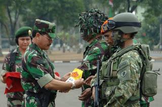 Pembukaan PPRC TNI 2012