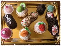 I miei dolcetti che non fanno ingrassare!