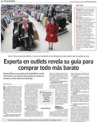 Claudia Blanco revela su guía para comprar más barato en Lun.com
