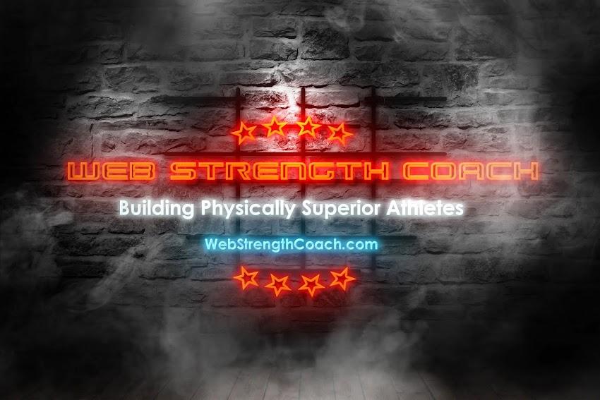 Web Strength Coach