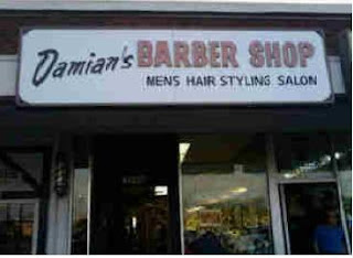 Damian's hair salon