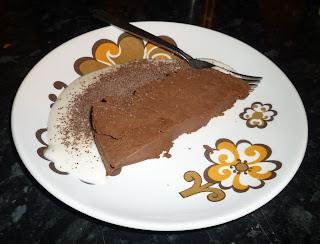 Animal Aid - Chocolate Chestnut Truffle Pudding