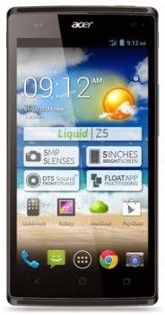 Kelebihan Dan kekurangan Acer Liquid Z5