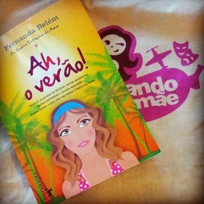 Livro para adolescente Ah, o Verão