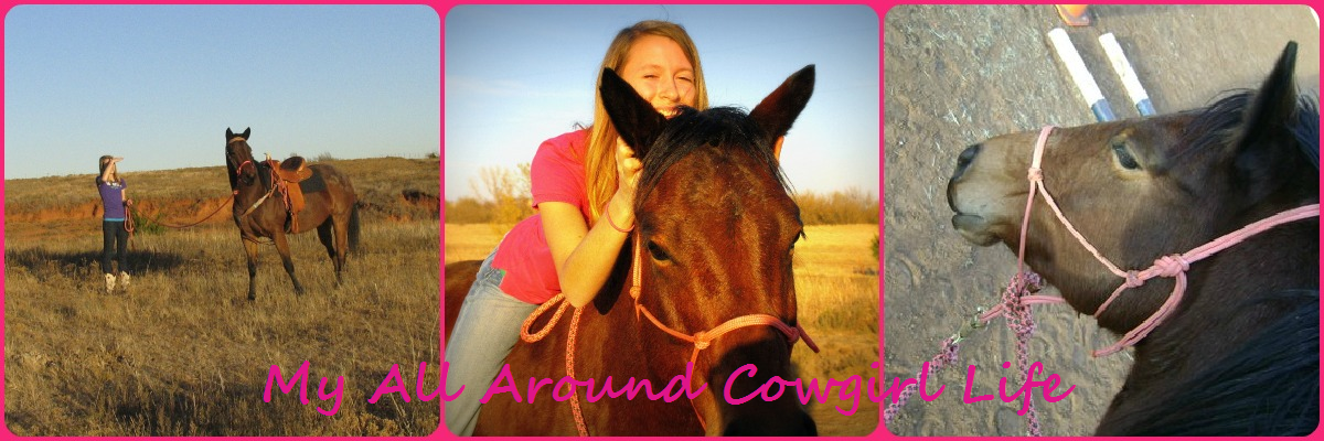 My All Around Cowgirl Life