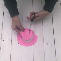 tutorial rosa de papel san valentín