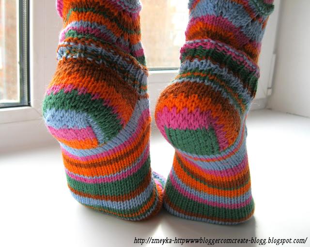 Socks shrovetide (Масленица