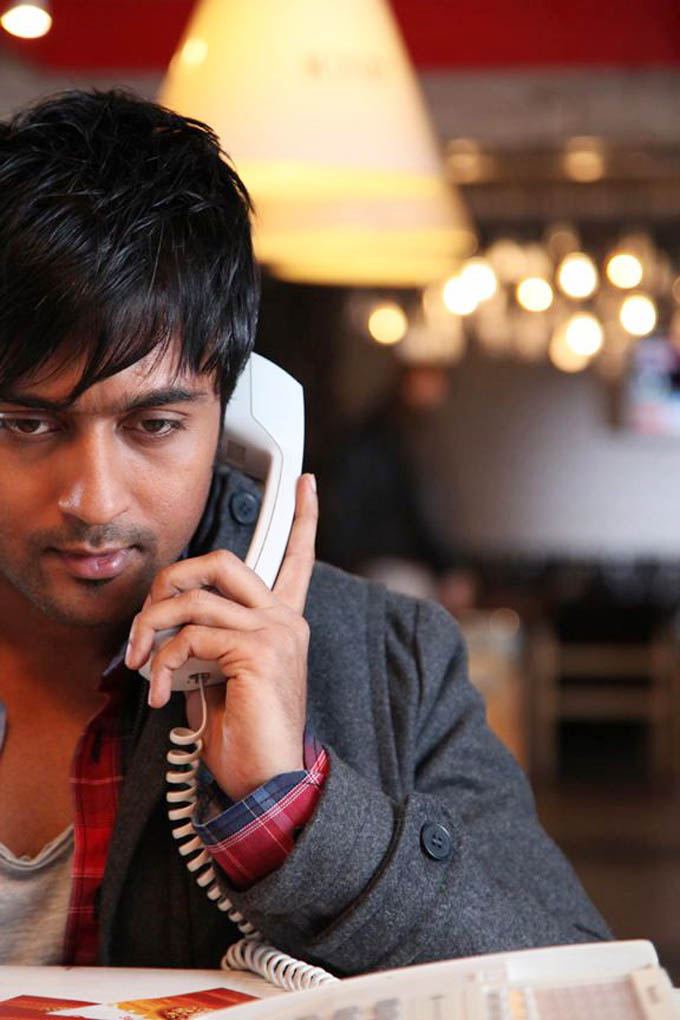 Surya Stills in Maatraan