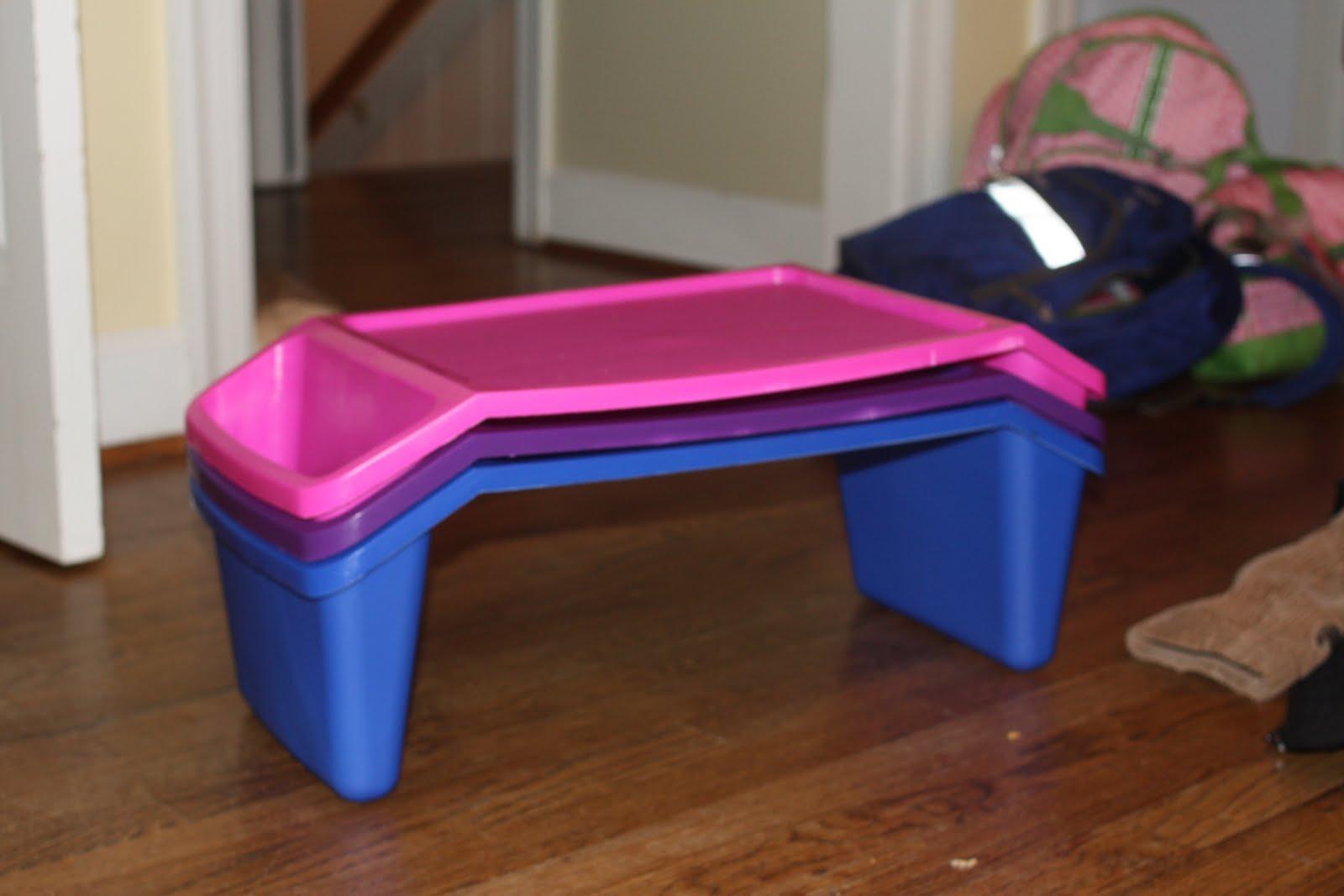 Plastic Lap Desk For Kids Desk Design Ideas